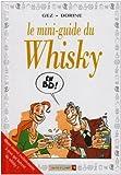 Mini-guide du whisky en bande dessiné