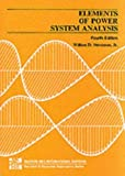 Elements of Power System Analysis by William Stevenson (1982-09-01)