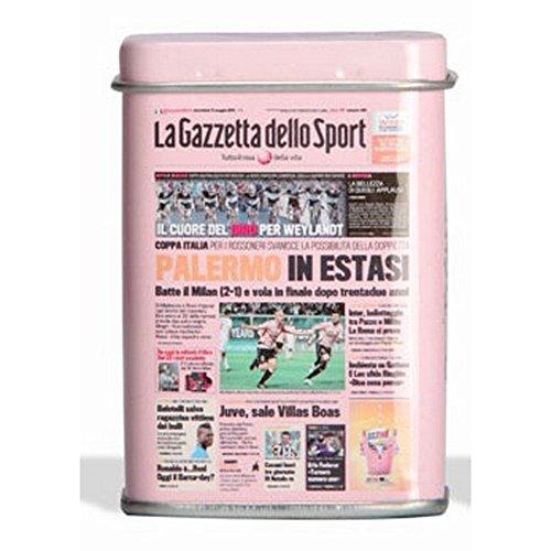 Pastiglie Leone - JUVE - CIN CIN 5 Scudetto - licenza esclusiva La Gazzetta dello sport