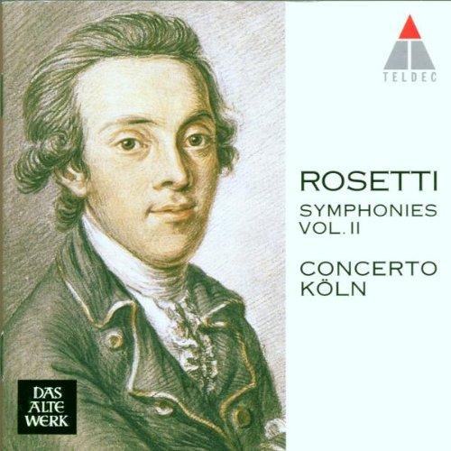 rosetti-symphonies-vol2