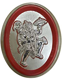 Kataria Jewellers Hanuman 10 Grams Silver Coin With Designer Box in 999 Purity BIS Hallmarked Silver