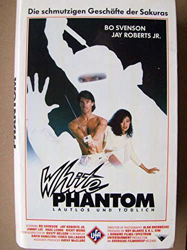 White Phantom [VHS] [UK Import]