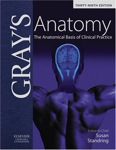 Gray's Anatomy: The Anatomical Basis Of Clinical Practice par Susan Standring