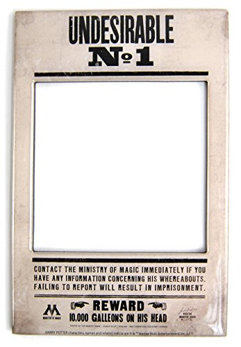 Harry Potter marco de fotos imán para nevera (Undesirable No 1)