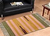 #5: Decorly Homes Cut Shuttle floor mat Rugs(50*80 cms)
