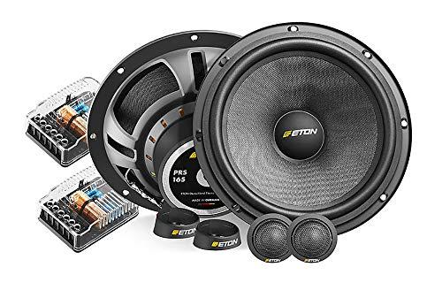 ETON PRS 165.2-16,5cm/165mm - 2-Wege Auto Lautsprecher/Boxen Komponenten System - Schwarz - 1.1666.13 -