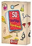 50 knifflige Experimente: Karten zum...