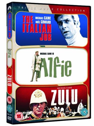 Italian Job/Zulu/Alfie [Triple [Edizione: Regno Unito]