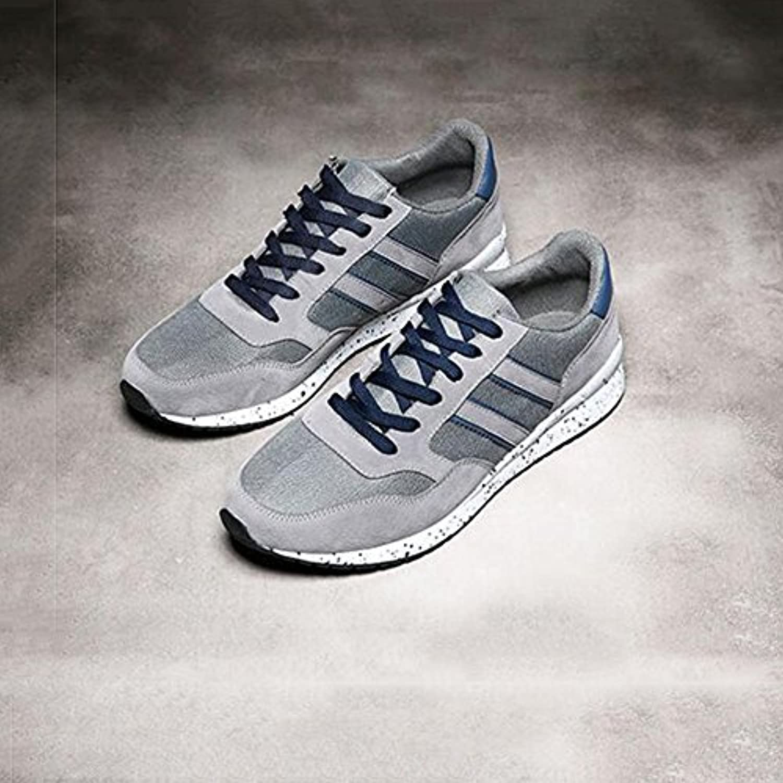 YIXINY Schuhe Sneaker Schuhe Männlich Sport Im Freien Netz Schuhe Atmungsaktiv Wild Student Rot / Schwarz / Blau
