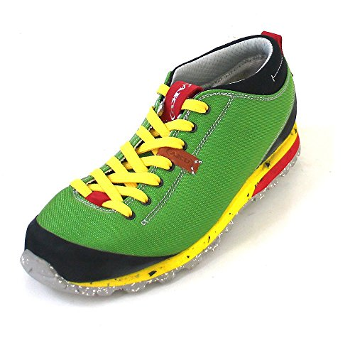 AKU 507/001 hommes Chaussures à lacets Vert