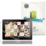 """GreatShield Film de protection d'écran transparent pour tablette Lenovo IdeaTab S2110/10,1 """"(lot de 3)"""