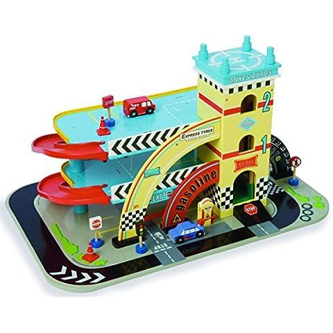 Papo - Playset para coches de juguete (TV420) [Importado]