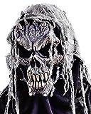 Horror-Shop Crypt Creatures Fang Skull Maske