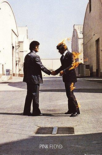 GB eye LTD, Pink Floyd, Wish You Were Here, Maxi Poster, 61 x 91,5 cm