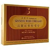 Ginseng Rojo Coreano 30 Cap de Grc