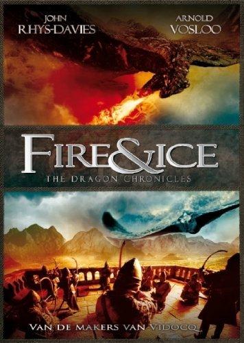 Preisvergleich Produktbild Fire & Ice: The Dragon Chronicles by John Rhys-Davies
