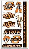 Oklahoma State Cowboys Temporary Tattoos...