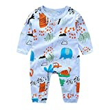 Best Mud Pie Clothing For Boys - PLOT Baby Romper Girls Boys Long Sleeves Cotton Review