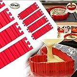 Set di teglie da forno Teglie e stampi Teglie da forno e accessori per pasticceria Set di stampi Torta forme