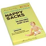 Biologisch abbaubar Windelbeutel fragranced- (60Säcke) Beaming Baby