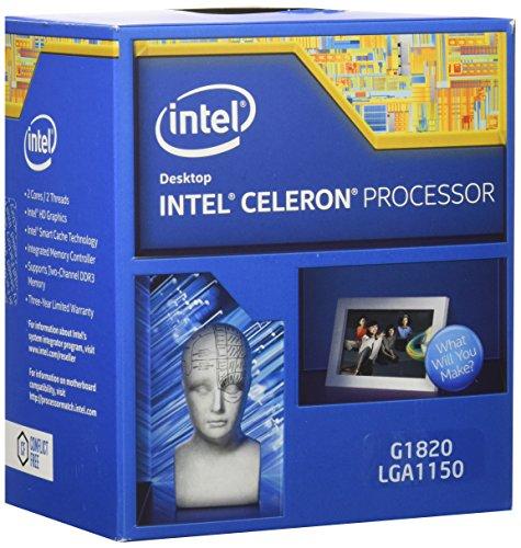 Intel G1820 Processore Box Celeron Dual-Core