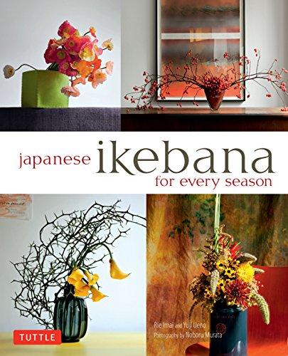 Japanese ikebana for every saison : Edition en anglais par Yuji Ueno