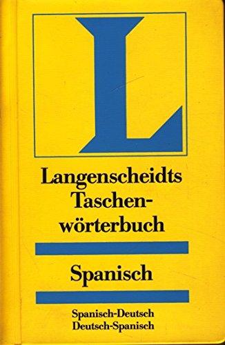 Spanish/German Dictionary