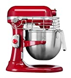 KitchenAid SM Empire 5KSM7990XBER 6.9-Litre Bowl Lift (Red)