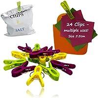 Bag Sealer Clip Multiuso riutilizzabile Sealing Clip