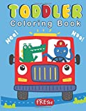 Toddler Coloring Book: Coloring Books for Kids - Best Reviews Guide