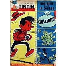 TINTIN [No 656] du 18/05/1961 - COMMENT FAIRE DU PARACHUTISME