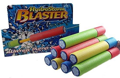 Set von 8Schaumstoff Wasserpistole Hydro Storm Blaster Shooter Pumpe