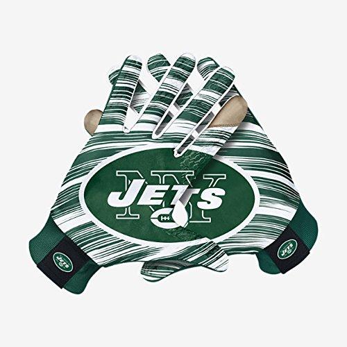Nike Fan Glove New York Jets Large