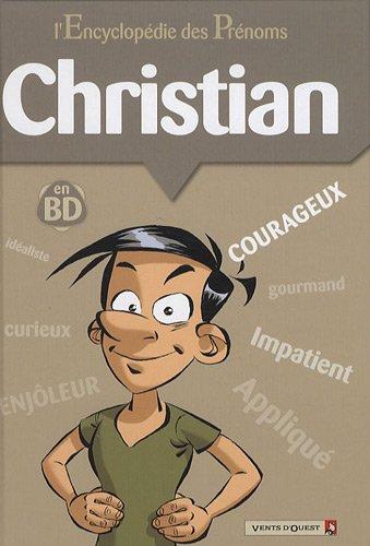 Christian en Bandes Dessinées