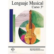 Lenguaje musical, 3 curso