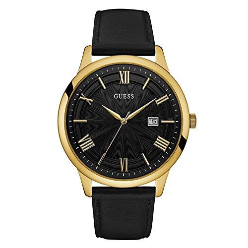 guess-carnegie-homme-46mm-bracelet-cuir-noir-quartz-analogique-montre-w0972g2