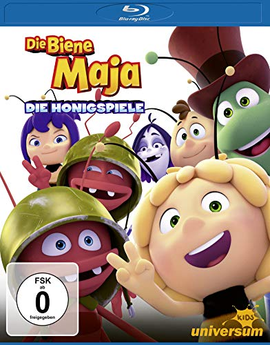 Die Biene Maja - Die Honigspiele [Blu-ray]