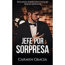 Jefe por Sorpresa: Romance Indecente con su Nueva Modelo (Novela Romántica y Erótica nº 1)