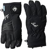 Level Damen Handschuhe Force W, Black, 7.5, 8057742202799