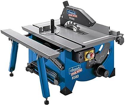 Sawtable 20,32cm 210mm sierra de mesa