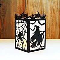 FangWWW Halloween Witch Metal Cutting Dies Stencil DIY Scrapbooking Album Stamp Paper Card Embossing Crafts Decor