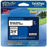 Brother TZE241–Bänder für Drucker Etiketten (TZ, Blister)