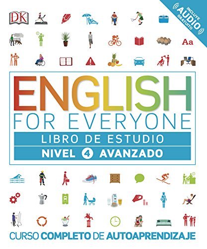 English for everyone (Ed. en español) Nivel avanzado - Libro de estudio por Varios autores