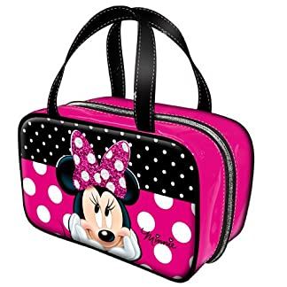 Minnie bolsa aseo doble ribbon