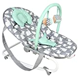 My Babiie Babies MBFBGR Grey Rabbits Bouncer Chair - Best Reviews Guide