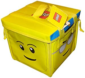 Neat-Oh! LEGO Head Toy Tote and Playmat