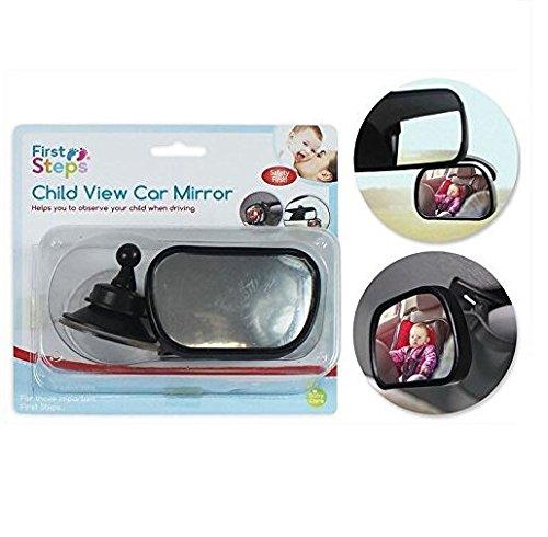 Premiers pas Enfant Voir Miroir De Voiture Bébé Sécurité Voyage (expédiés à partir du Royaume-Uni)