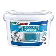 ParexGroup 2770 Wasserdichte Schicht für Wand- / Bodenfliesen, zum Schutz, 5 kg
