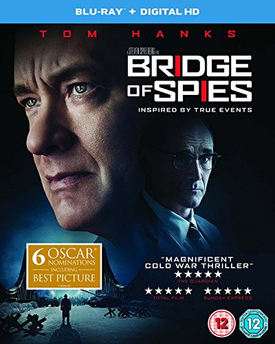 Bridge of Spies [Blu-ray + UV Copy] [UK Import]