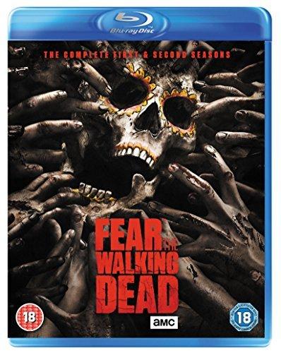 Fear The Walking Dead Season 1 2 Blu Ray